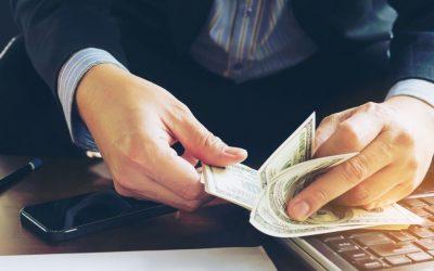 Is geld lenen de normaalste zaak van de wereld?