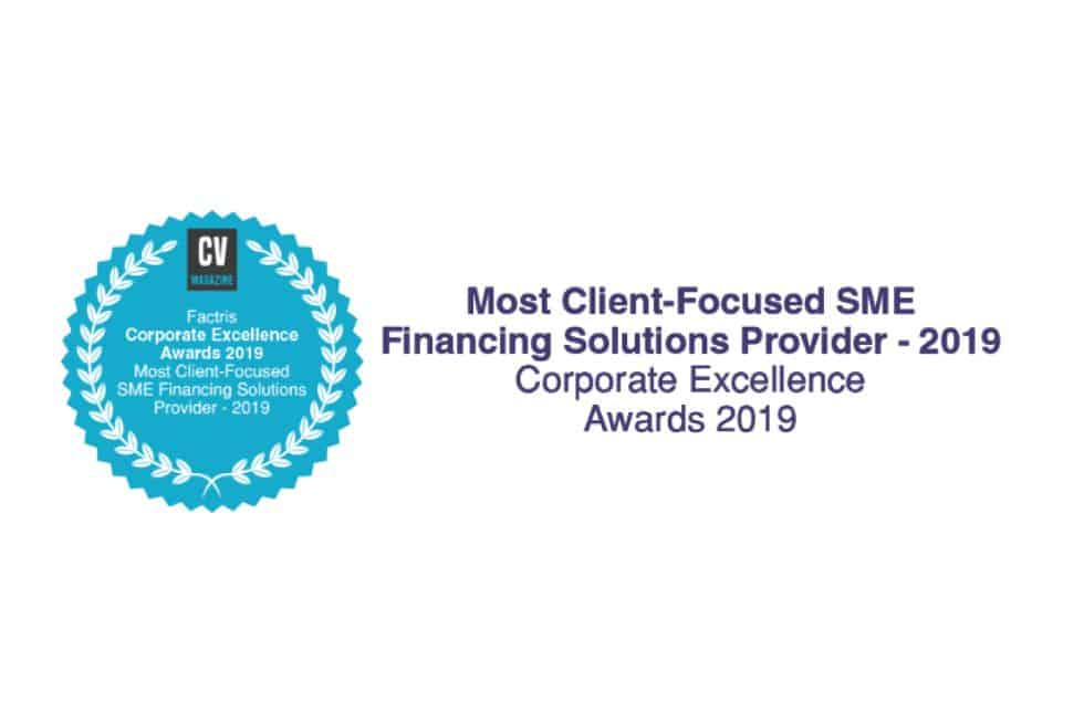 most client focused SME financing solutions provider factris
