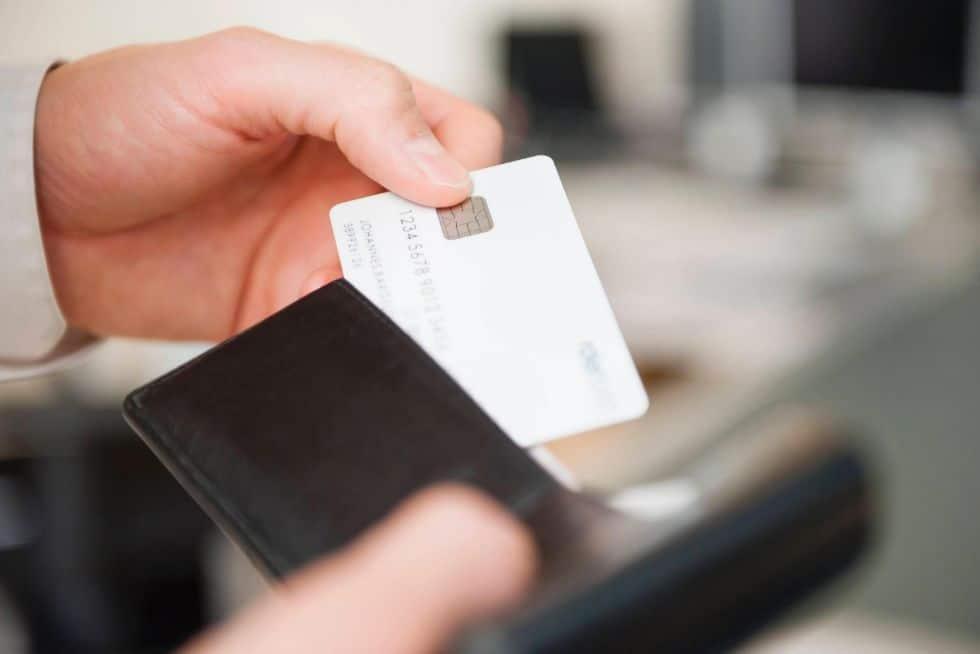 Mokėjimo kortelių priėmimas