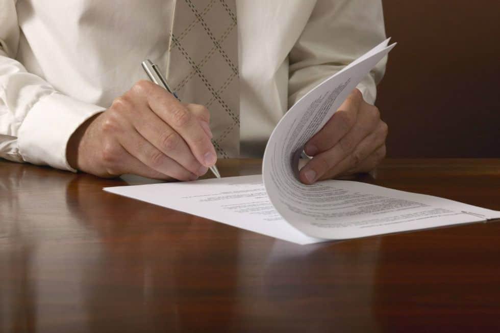 Verslo partneriai ir veiklos sutartis