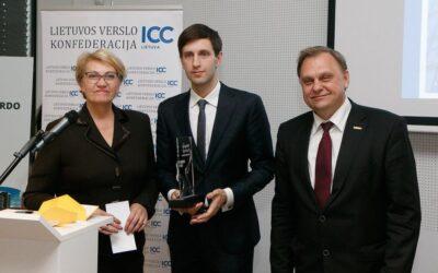 """""""Metų paslaugos 2016"""" konkurse metų finansine paslauga pripažinta DEBIFO sąskaitų finansavimo paslauga"""