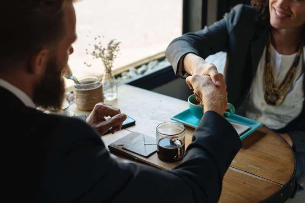 verslo steigimas su partneriu suinteresuotu geriausiais rezultatais