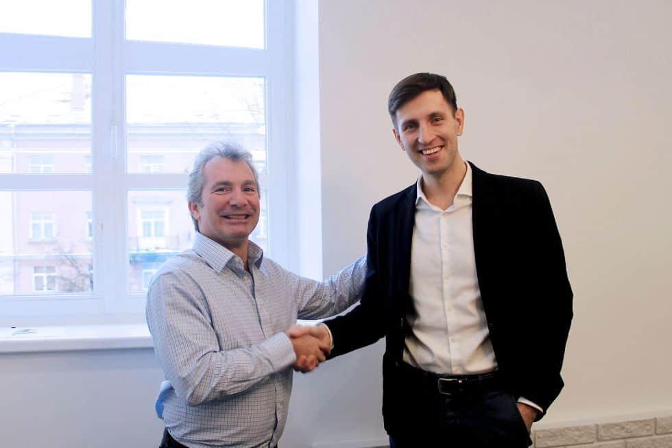 """""""Debifo"""" jungiasi prie Olandijoje veikiančios faktoringo įmonės """"Factris"""""""