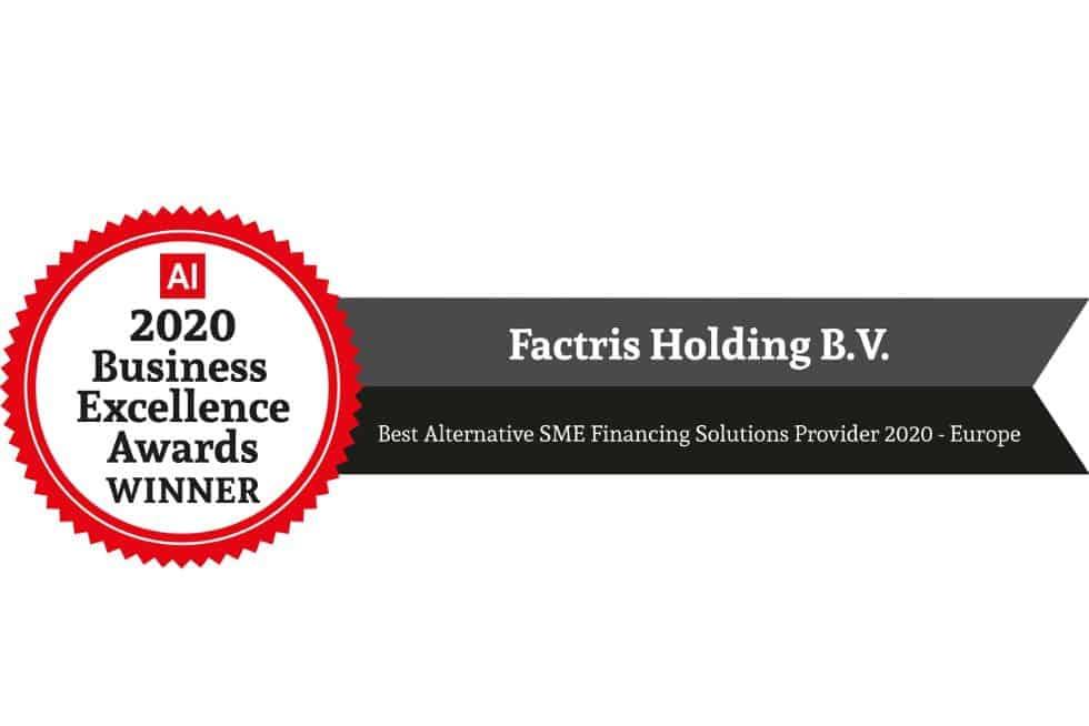 best alternative SME financing solutions provider factris