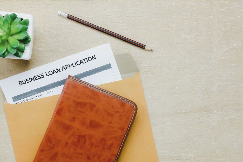 business loan application picture