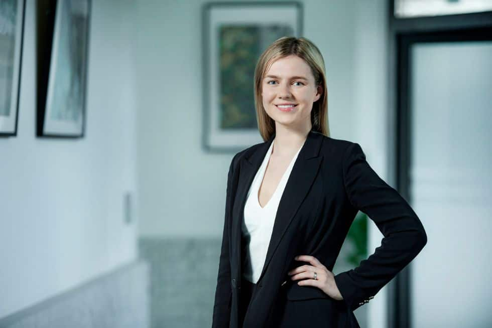 Gabija Zdanevičienė - Factris Pardavimų komandos vadovė